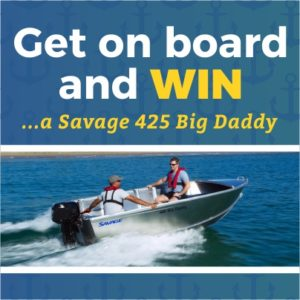 Get On Board And Win