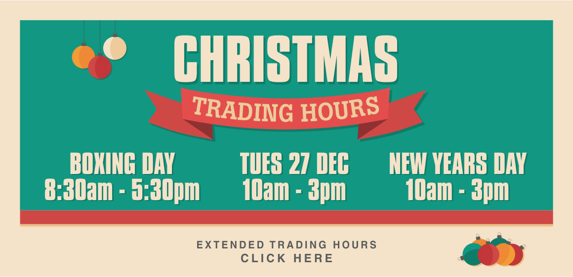 2016 Extended Shopping Hours