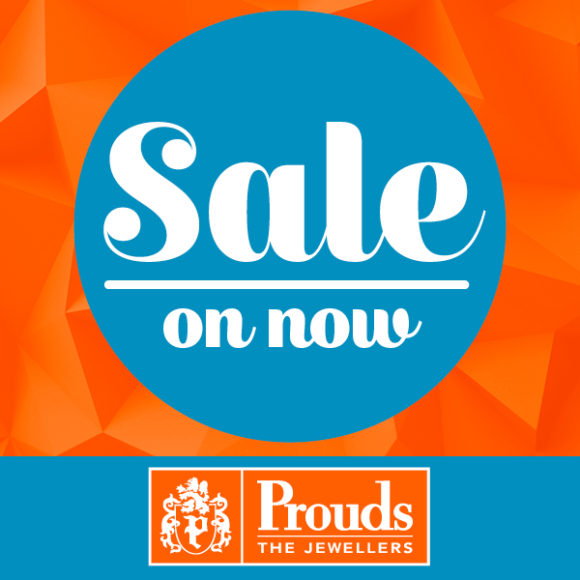 January Sale at Prouds