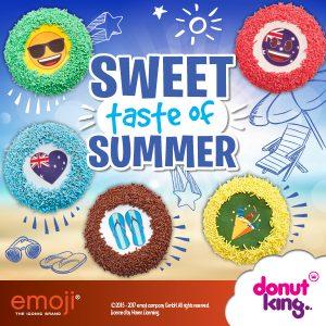 Donut King Summer Range