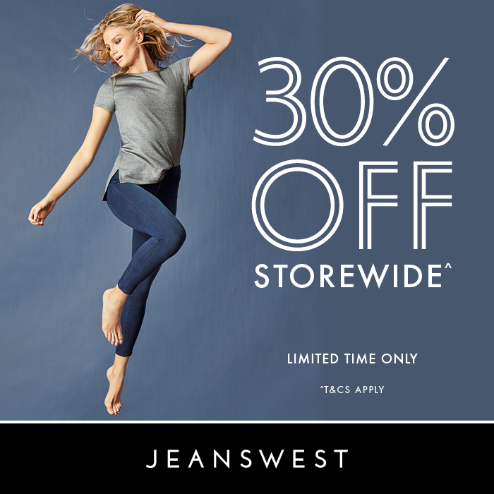 30% OFF STORE WIDE