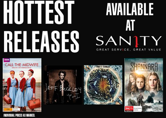 Hottest Releases