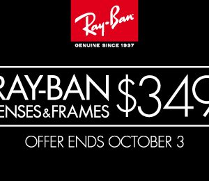 Ray-Ban @ OPSM
