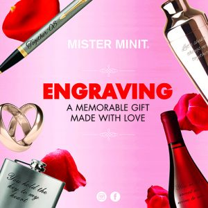 Valentines Day @ Mister Minit
