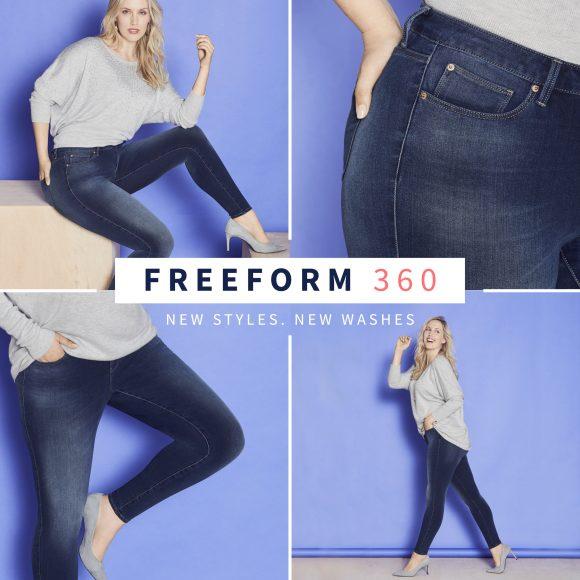 Jeanswest FREEFORM 360 Denim