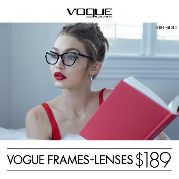 New Vogue Eyewear
