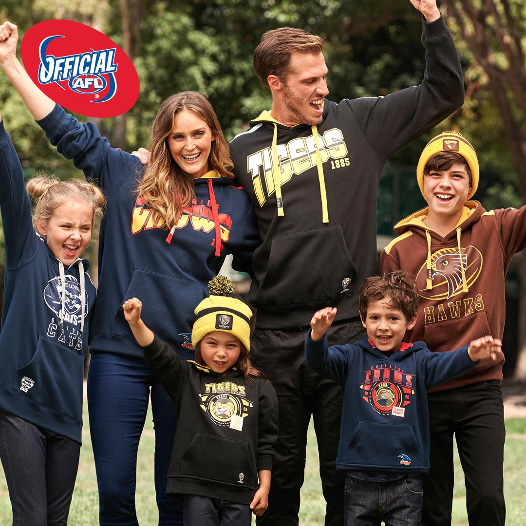 AFL Fan Gear @ Best & Less