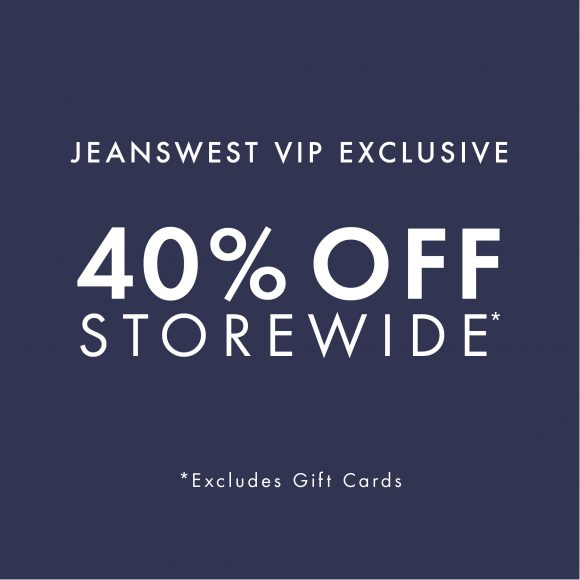40% OFF @ Jeanswest