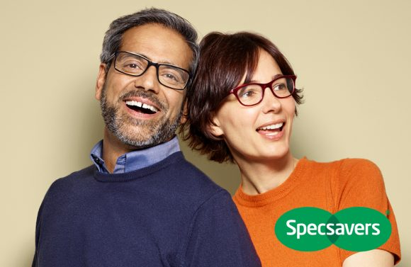 Specsavers Multifocal Lense Campaign