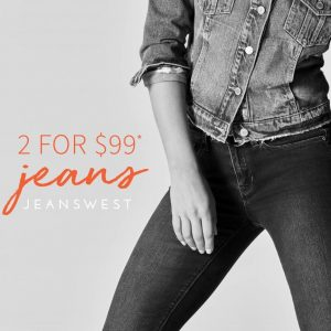 JEANSWEST #FitsBest CAMPAIGN