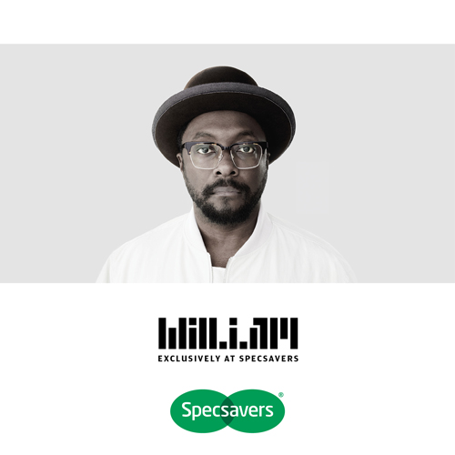 Exclusive will.i.am Range @ Specsavers