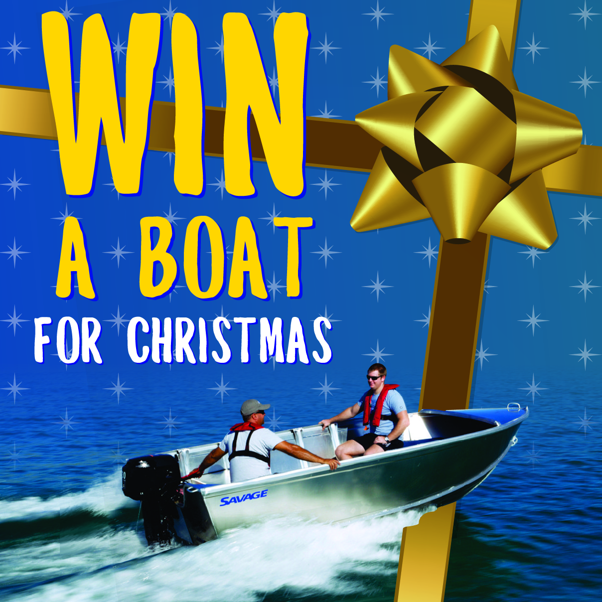 Christmas Boat Competition