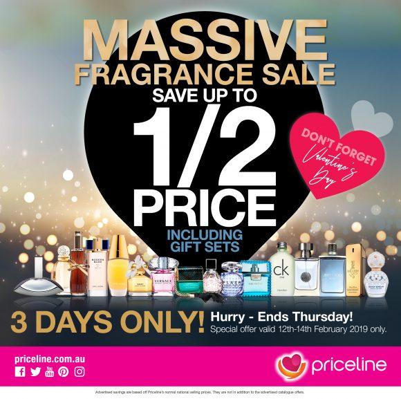 1/2 Price Fragrance
