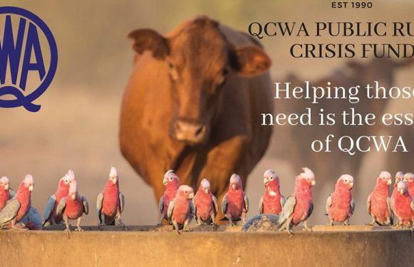 QCWA Public Rural Crisis Relief