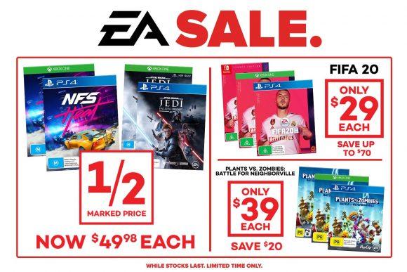 EA on Sale