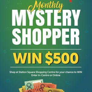 Mystery Shopper – April '21