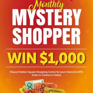 Mystery Shopper – December